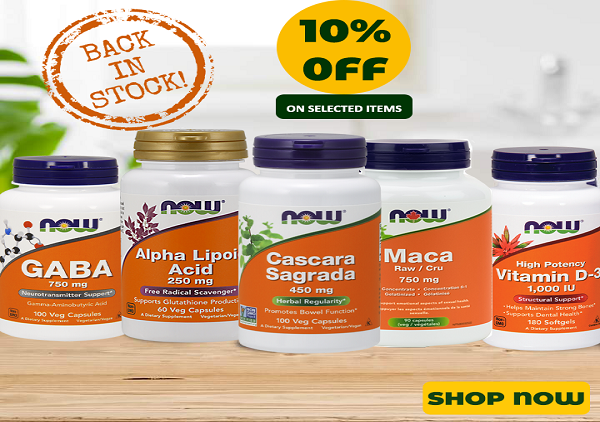 NOW FOODS OFFERS