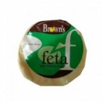 BROWN'S FETA CHEESE 180G