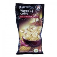 BDELO MZE TORTILLA  CHEESE AND ONION 250G