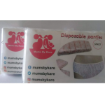 DISPOSABLE PANTIES IN 5PACK