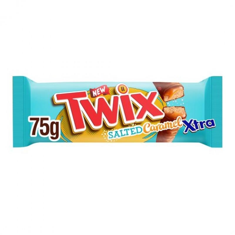 TWIX SALTED CARAMEL 75g