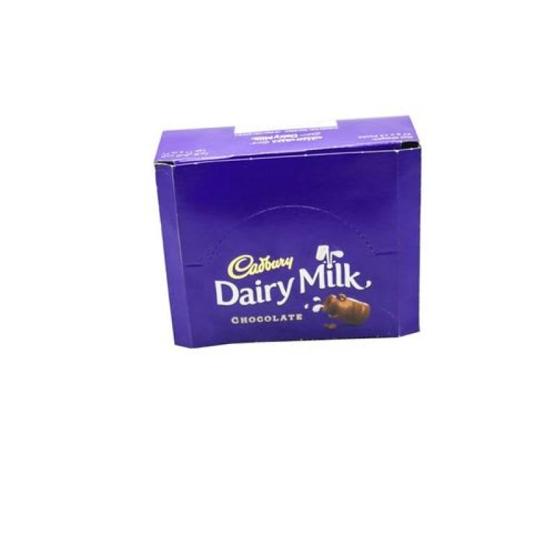 CADBURY DAIRY MILK CHOCOLATE 37Gx12