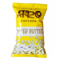 AFRO POPCORN SALTED BUTTER 65G