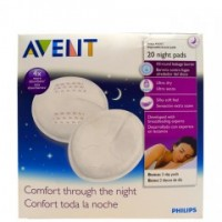 AVENT DISPOSABLE BREAST PADS NIGHT 20S