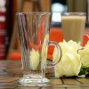 NANCY'S LATTE GLASS CUP SET (6PIECES)