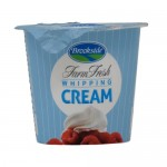 BROOKSIDE WHIPPING CREAM CUP 200Ml