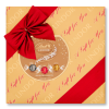 LINDT LINDOR ASSORTED CHRISTMAS GIFT WRAPPED BOX 287G