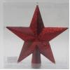 CHRISTMAS STAR TREE TOPPER 20CM