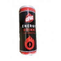 AFIA STRAWBERRY ENERGY DRINK 250ML