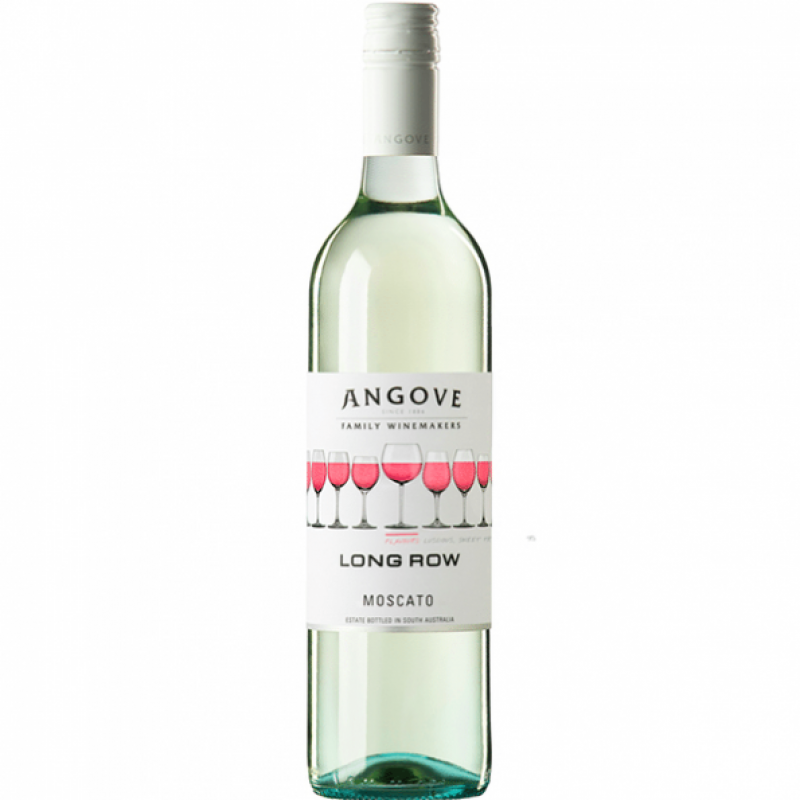 ANGOVE LONG ROW MOSCATO 75CL