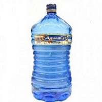 AQUAMIST DISPOSABLE BOTTLE DRINKING WATER 18.5LITRES