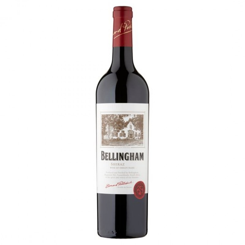 BELLINGHAM SHIRAZ 750ML WINE
