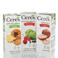CERES 4 BY 1 LITRE BLEND ASSORTED VALUE PACK