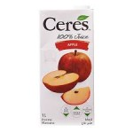 CERES APPLE JUICE 1 LITRE