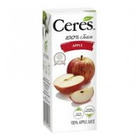 CERES APPLE JUICE 200 ML