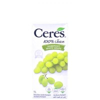 CERES WHITE GRAPE JUICE 1 LITRE