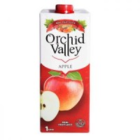 ORCHID VALLEY APPLE JUICE 1 LITRE
