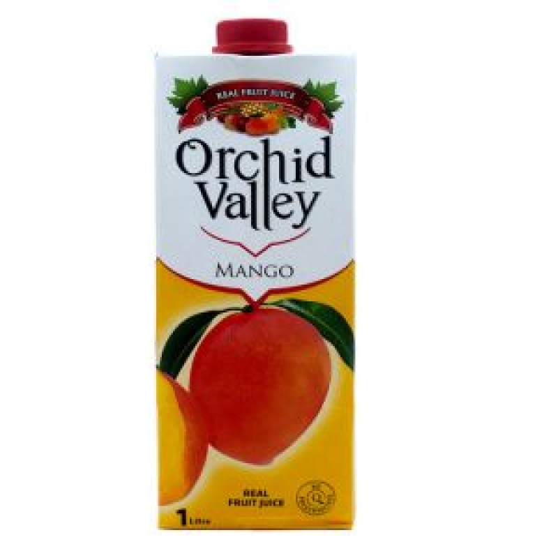 ORCHID VALLEY MANGO JUICE 1 LITRE