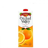 ORCHID VALLEY ORANGE JUICE 1 LITRE