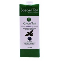 THE BERRY COMPANY GREEN TEA BLUEBERRY JUICE 1LITRE
