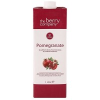 THE BERRY COMPANY POMEGRANATE JUICE 1LITRE