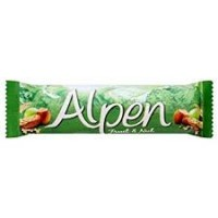 ALPEN CEREAL BAR FRUIT AND NUT 28G