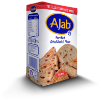 AJAB FORTIFIED ATTA MARK 1 FLOUR 2KG