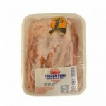 FARMERS CHOICE FROZEN PORK BELLY SPARE RIBS 750G