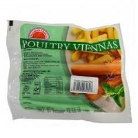 FARMERS CHOICE PORK VIENNAS 250 g