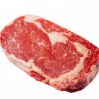 FRESH BEEF LEAN STEAK TRIMMED 1KG
