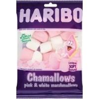 HARIBO PINK-WHITE MARSHMALLOWS 150G