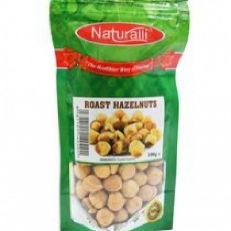 Naturalli Roast Hazelnuts 100G