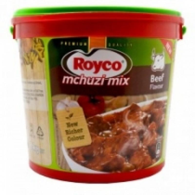 ROYCO 2KG MCHUZI MIX SPICY BEEF