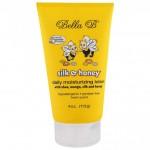 BELLA B SILK & HONEY DAILY MOISTURIZING BABY LOTION 113G