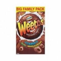 WEETABIX WEETOS FAMILY 500G