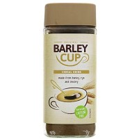 BARLEYCUP GLUTEN FREE ORGANIC INSTANT CEREAL DRINK 100G