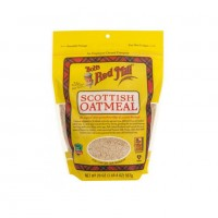 BOBS RED MILL SCOTTISH OATMEAL GROUND 567GM
