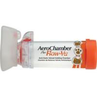 AERO CHAMBER FLOW-VU 0-18MONTHS