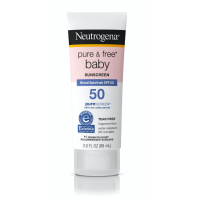 NEUTROGENA PURE AND FREE BABY MINERAL SUNSCREEN SPF50 88ML
