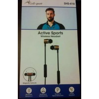 CELL SPORT SHS410 ACTIVE SPORT WIRELESS HEADSET