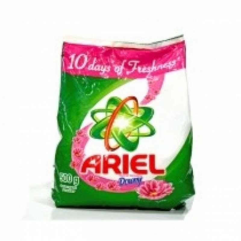 ARIEL 500G TOUCH OF DOWNY DETERGENTS