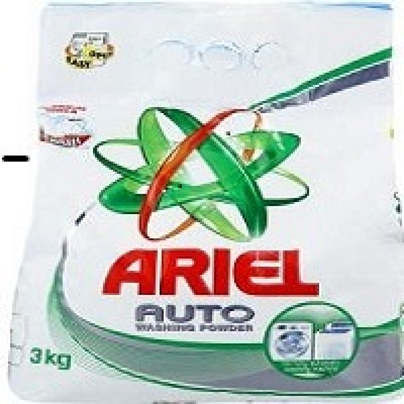 ARIEL AUTO MACHINE WASH 3KG DETERGENT