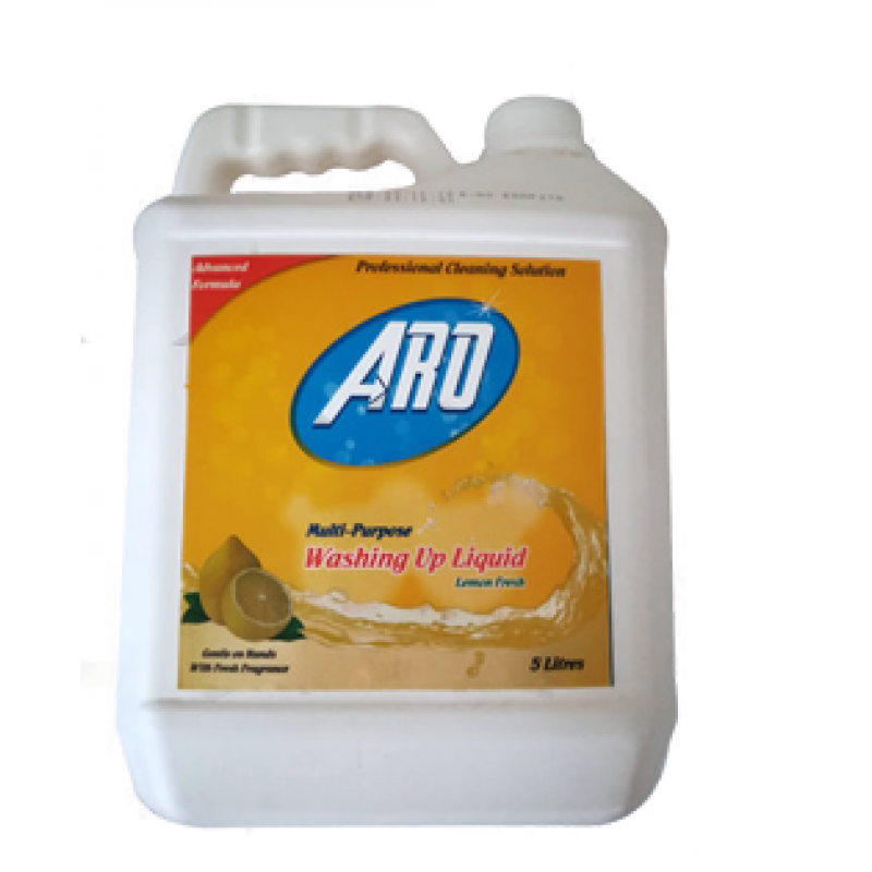 ARO MULTI PURPOSE WASHING LIQUID 5 LITRES