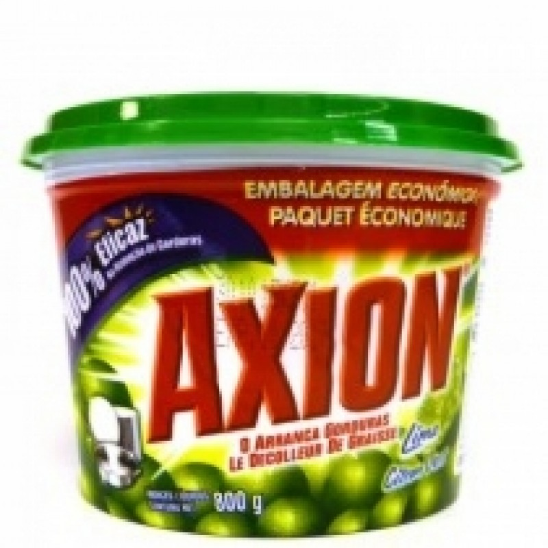 AXION 800G LEMON LIME