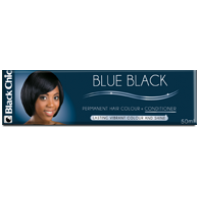 BLACK CHIC BLUE BLACK HAIR COLOR CREME 50ML
