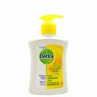 DETTOL 200ML FRESH ANTI - BACTERIAL HAND WASH