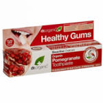 DR ORGANIC POMEGRANATE TOOTH PASTE 100G