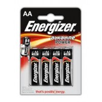 ENERGIZER AA BATTERY 4PACK