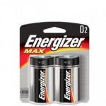 ENERGIZER D2 BATTERY 2PACK