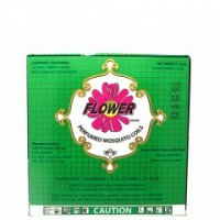 FLOWER PERFUMED MOSQUITO COILS 125G
